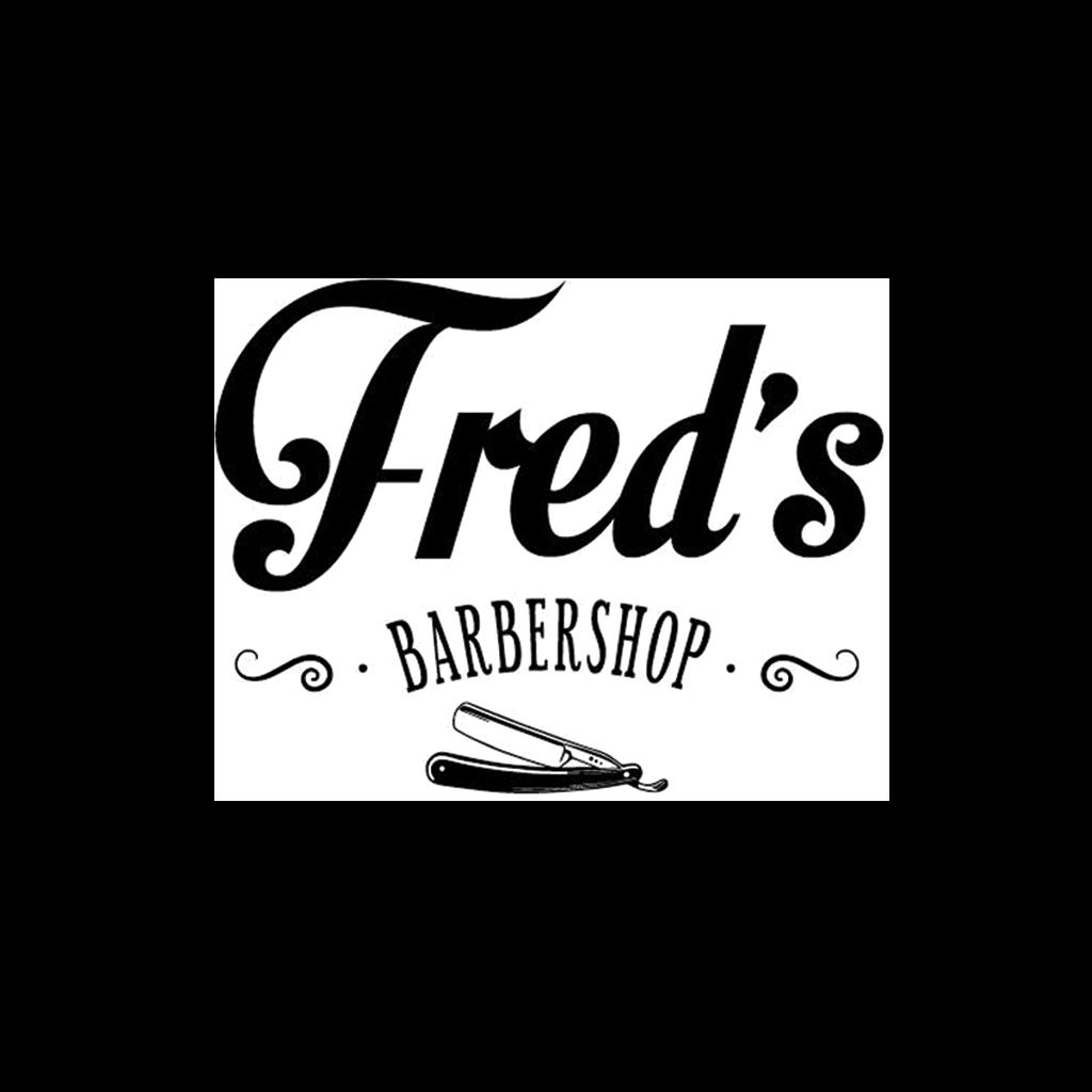 Logo Fred's Barbershop